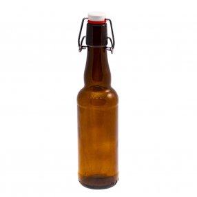 Бутылка 0,33л Пивная с Бугельным замком