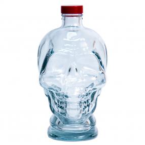"""Бутылка 1,0 л. """"Череп"""""""