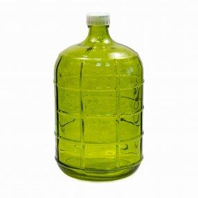 Бутылка Стеклянная 11.4л, зеленая GJR