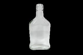 """Бутылка 0,250 л """"Фляжка"""" В-28"""