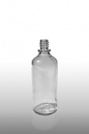 Бутылочка из стекла «Заря» 100 мл