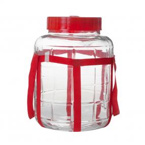 Бутыль c гидрозатвором 12 л.