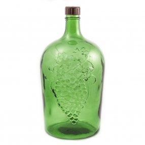 Бутыль 5 л, БК-38, Зелёная