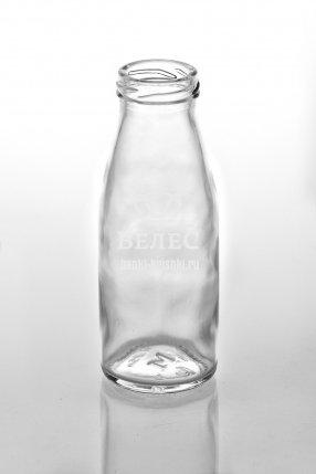 """Бутылка """"Молочная"""" 250 мл."""