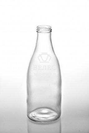 """Бутылка """"Молочная"""" 1 л."""