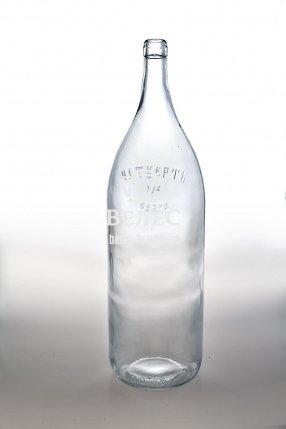 """Бутылка """"Четверть-ведра"""" 3,075 л."""