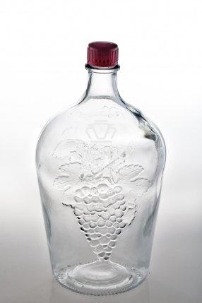 """Бутылка """"Ровоам"""" 4.5 л."""