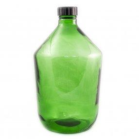Бутыль 10 л, БК-58, Зелёная