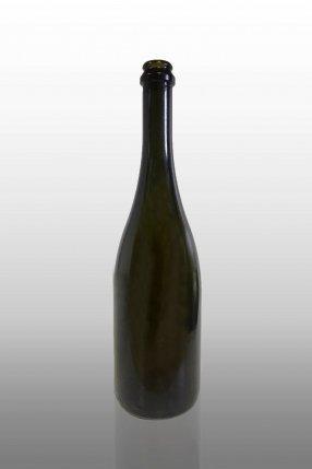 Бутылка стеклянная «Шапмань» классика 0,75 л.