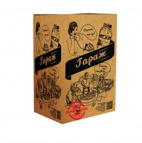 """Лимонадник """"Гараж"""" 3л ТО-82,  в коробке"""