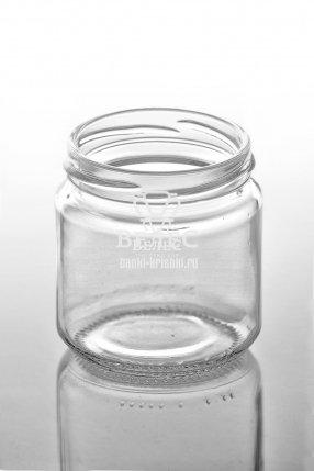 Винтовая стеклобанка «Елена» 200 мл ТО-66
