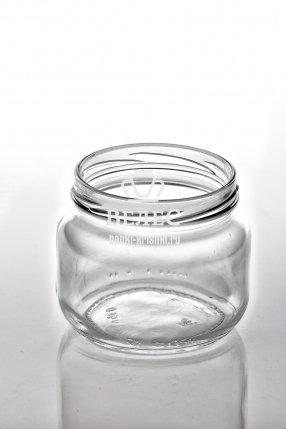 Винтовая стеклобанка Твист 350 мл ТО-82