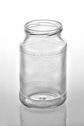 Винтовая стеклобанка 900 мл ТО-82
