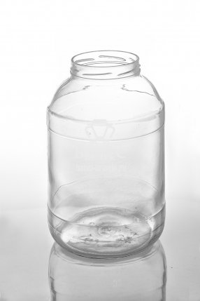 Винтовая стеклобанка Твист 2 л ТО-82