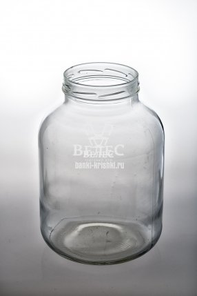 Винтовая стеклобанка Твист 3 л ТО-100