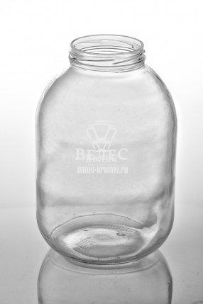 Винтовая стеклобанка Твист 3 л ТО-82